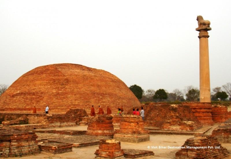 Ashoken Pillar - Visit Bihar