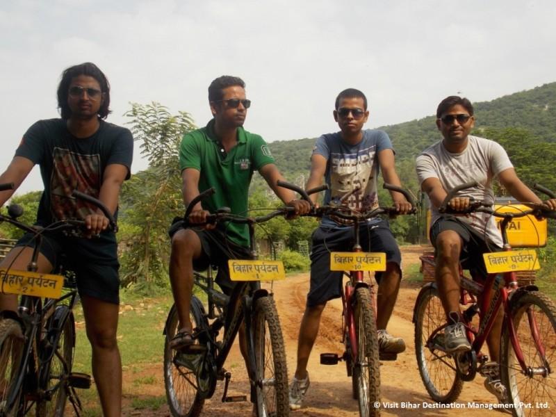Cycle Tour - Visit Bihar