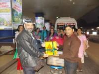 Harbansh Singh - Visit Bihar Tour
