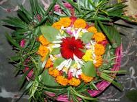 Madhusravni Flowers - Visit Bihar