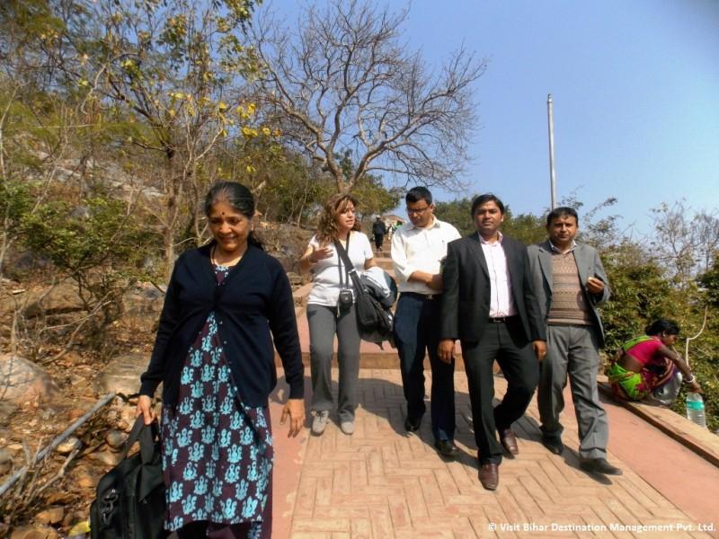 Trek to Gridhakut - Visit Bihar