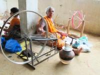 Weaving Process in Visit Bihar